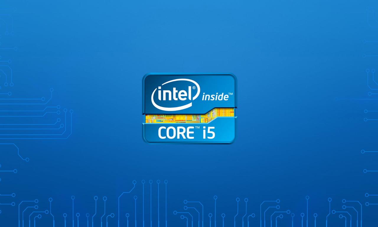 Intel Core i5 gama media
